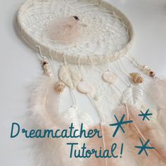 When I was a wee child I had a dreamcatcher over my bed. It was purple and turquoise, brought to me from New Mexico and I loved it. Sadly, as the years have passed neither my mother nor I can remem...