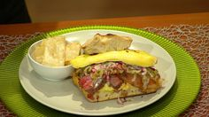 Moja mama - recepty - Beef sandwich lavaš čipsy Beef Sandwich, Sandwiches, Tacos, Mexican, Ethnic Recipes, Paninis, Mexicans
