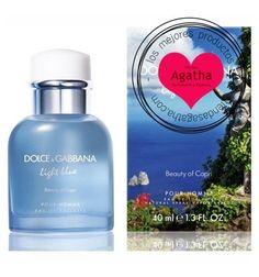 Dolce & Gabbana Light Blue Beauty of Capri pour Homme Edt 75 ml.  Dolce & Gabbana Beauty of Capri pour Homme Eau de Toilette 75 ml es la nueva fragancia de edición limitada de la serie de perfumes Light Blue. Homenajea a la isla de Capri, capturando sus aromas en una fragancia única.  Beauty of Capri es una fragancia amaderada.