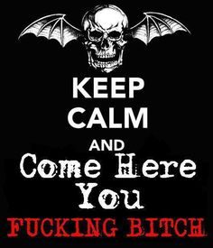 avenged sevenfold quotes ~A little piece of heaven