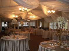 Possible company to do wedding draping?