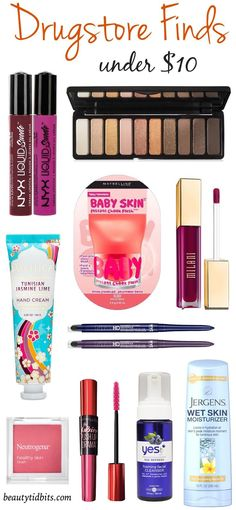Amp up your look for fall with these hot new drugstore beauty products!: