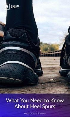 Can you continue to run with a heel spur? Here's what you need to know about the causes and treatment of heel spurs. Fitness Tips For Men, Mens Fitness, Cardio Diet, Running Equipment, Ankle Pain, Heel Stretch, Running Injuries, Workout Shoes, Trail Running Shoes