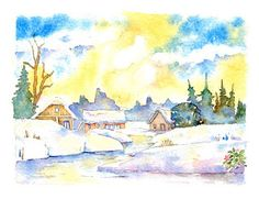 Art Collection: Watercolor 14