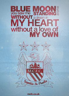 MCFC by Najwan Noor, via Behance