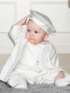 Baptism Clothes For Baby Boy Fascinating Modernbaptismoutfitsforboys  Ivory Baby Boys Christening Inspiration