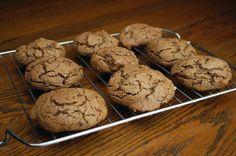 Dark Chocolate Almond Butter Cookies » DrAxe.com