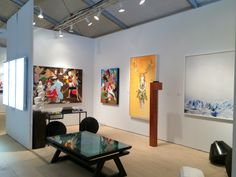Model Minority, Yellow Peril, Miami Beach, Gallery Wall, Shots, Book, Artwork, Table, Furniture