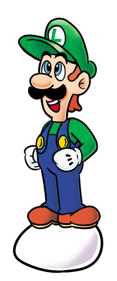 LFOAEOTS - Mario art style test by ToonRinkuHD