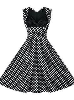 Miusol® Women's Cut Out V-Neck Vintage Casual 1950'S Retr... http://smile.amazon.com/dp/B013SFZHB0/ref=cm_sw_r_pi_dp_BoArxb13FJ8NC