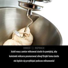 PAMIĘTAJ O TYM jeżeli miksujesz ciasto!