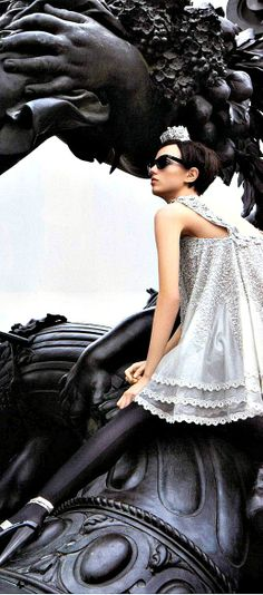 Chic In The City- Chanel Haute Couture in Paris- LadyLuxury