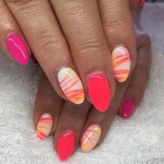 Gorgeous spider gel neon effect affects with @the_gelbottle_inc #tgbwaterlily #tgbapricotflower  Gorgeous spider gel neon effect affects with @the_gelbottle_inc #tgbwaterlily #tgbapricotflower @scratchmagazine #nails #fashion #style #cute #beautiful #instagood #pretty #girl #stylish #sparkles #styles #glitter #nailart #gelpolish #thegelbottle #love #nailswag #naturalnails #nailsofinstagram #notd #nailprodigy #nailsonfleek #nailsoftheday #nailmagazine #nailinspiration #showscratch #carriesnailroo Neon Nails, Swag Nails, How To Make Spiders, Water Marble Nails, Nail Effects, Gel Nail Art, Nails Magazine, Nails On Fleek, Natural Nails