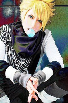 Dramatical Murder Cosplay