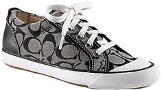 Coach Sneaker Shoes Barrett Sneaker Q322 Black / White / Black - US$44.00 : www.coachor.com