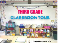 Take a tour of my third grade classroom! See how I set up my classroom each year! I work at a year round school where I have to move my entire classroom every nine weeks. I've gathered some tips and tricks to keep my room organized and ready for anything :)