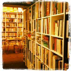 """""""Ler Devagar"""" @ Lisbon, uma livraria o de esquecemos o tempo!"""