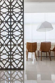 PZ-Campestre: Salas de jantar modernas por Rosana Pintor Arquitetura e Interiores