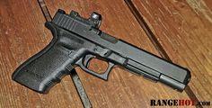 Glock 40  #10mm #new glock #longslide