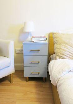 Aprende a transformar muebles horrorosos con pintura de spray, ven a leerlo!