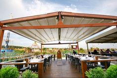 Retractable Motorised Awning | Aussie Blinds