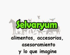 SELVARYUM: Tienda de animales especializados en Exóticos.Hace...