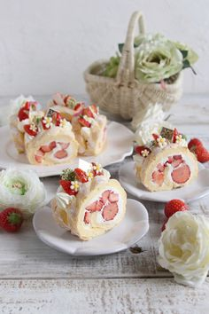 Colorful Desserts, Creative Desserts, Fancy Desserts, Delicious Desserts, Dessert Recipes, Yummy Food, Cake Recipes, Sweet Cakes, Cute Cakes