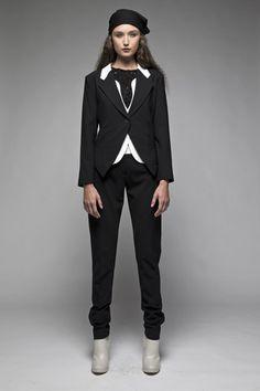 Taylor 'Follow the line' collection, Winter 2013 www.taylorboutique.co.nz Taylor Boutique - Quantum Jacket