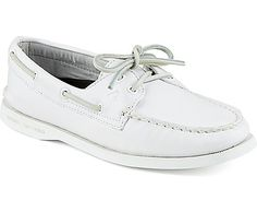 Sperry Top-Sider Authentic Original 2-Eye Optic Boat Shoe