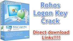 rohos logon key 3.9 crack