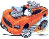 """""""ReCHARGEd"""" 2006 Dodge Charger by Vince Crain"""
