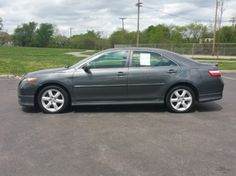 used-car-cleveland | 2007 Toyota Camry LE | http://clevelandcarsforsale.com/dealership-car/2007-toyota-camry-le