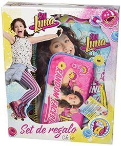 Disney Soy Luna School Supplies Happy Gift Set