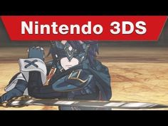 Nintendo 3DS - Fire Emblem: Awakening First English Trailer.  IT'S COMING TO USA FEBRUARY 4TH!!! :D