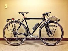 "kinkicycle: "" Surly Cross Check 1 by Woodybearsinglespeed """