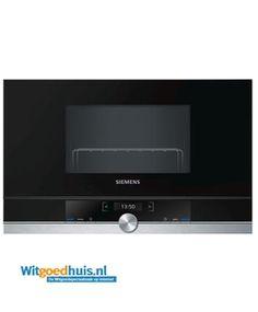 Siemens BE634LGS1 iQ700  Description: Siemens BE634LGS1 iQ700 inbouw magnetron - Magnetron vermogen: 900 Watt - Inhoud oven: 21 liter  Price: 739.00  Meer informatie  #witgoedhuis