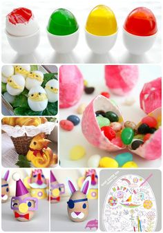 40+ Wonderful Easter Crafts & Ideas, one lovelier than the next, you will be spoilt for choice!!!!