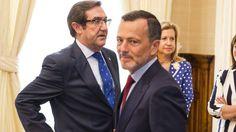 Alivio en el PP por la renuncia de Currás a seguir como concejal   Galicia   EL PAÍS