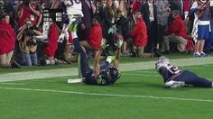 He's got skills! Jermaine Kearse completed an incredible catch, during Super Bowl 49.