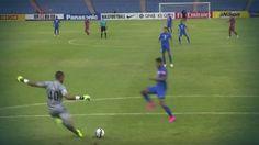 Goalkeeper przypadkowo nastrzelił napastnika rywali w Azjatyckiej Lidze Mistrzów • Al-Hilal vs Lekhwiya SC • Zobacz koszmarny błąd >>