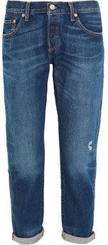 Pin for Later: Warum Skinny Jeans eure Gesundheit gefährden könnten  Levi's 501 CT Jeans mit geradem Bein (ursprünglich 95 €, jetzt 67 €)