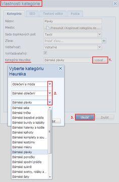 Nové kategórie porovnávačov tovaru pre váš eshop od BiznisWeb.sk. Váš vlastný eshop od BiznisWeb.sk obsahuje aj kategórie pre lepšie parsovanie produktov v porovnávačoch tovaru.