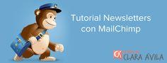 Cómo usar MailChimp para hacer newsletters: Existen muchas herramientas que te pueden ayudar a la hora de hacer envíos de mails. Te organizan la base de datos, puedes segmentar las listas, editar plantillas para mejorar el diseño de tu mail. Una de estas herramientas es MailChimp