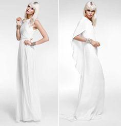 Lisa Ho Bridal Collection Spring Summer 2012   Polka Dot Bride