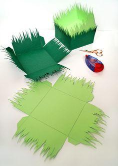 Ozdoby wielkanocne z papieru. Dekoracja na stół i nie tylko | Techno, Origami, Creative, Diy, Handmade, Hollywood, Ideas, Easter Activities, Hand Made
