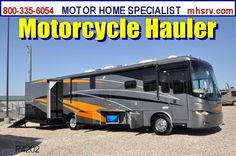 something like this would be good...plenty of room for me, my motorcycle and my business...on the road :)