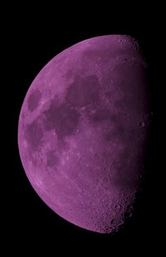 Ha What a find this is!!  A PURPLE moon! Love this! Kvan