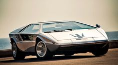 Looks like the entire decade of the 80s was inspired from this one car.... '72 Maserati Boomerang Italdesign