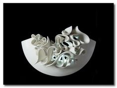 ceramic lighting by jo davies