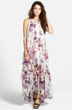 Free People 'Endless Summer' Maxi Dress available at #Nordstrom